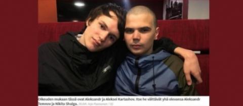 В Финляндию - геями, домой -…