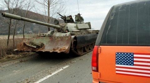 Крым, Южная Осетия, Новороссия, это расплата Косово и это только начало