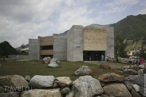 Сванетия в июле: Музей в Местиа