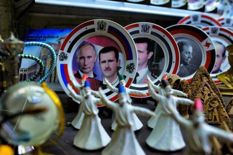 Жители Дамаска: пусть русски…