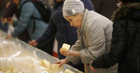 Россия подозревает Беларусь в масштабном реэкспорте продуктов из Украины