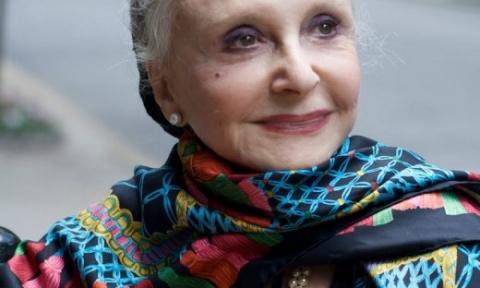 Неувядающая красота: как в 82 года оставаться элегантной и красивой.