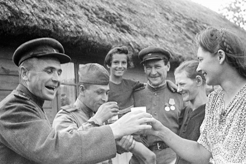 Судьба поляков в СССР