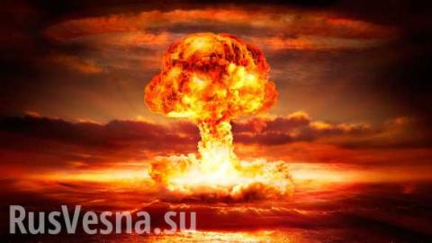 Россия испытала гигантскую я…