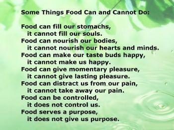Любовь Колчанова: 12 индикаторов эмоционального питания