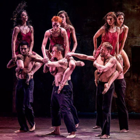 Ночь одноактных балетов прой…