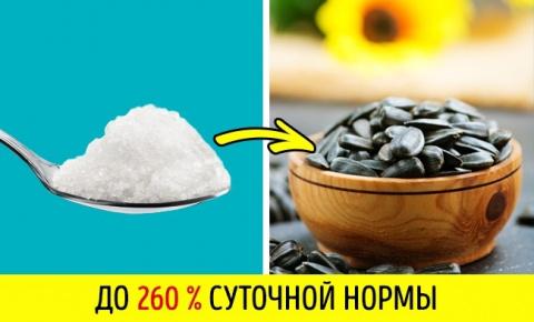 11 продуктов, в которых больше соли, чем вы думаете