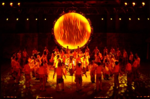 «Огонь Анатолии» - шоу, покорившее весь мир