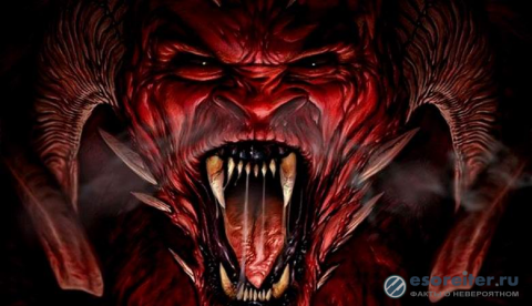 В Сети появилось фото демона из Екатеринбурга
