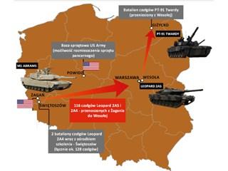 Польша планирует создание но…