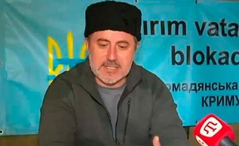 Ислямов обещает прорыв в Крым силами боевиков, недавно битых одним батальоном ВСУ
