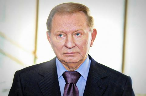 Кучма начудил на переговорах в Минске