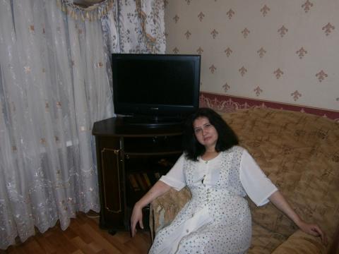 Надия Елизарова (Ахметжанова)