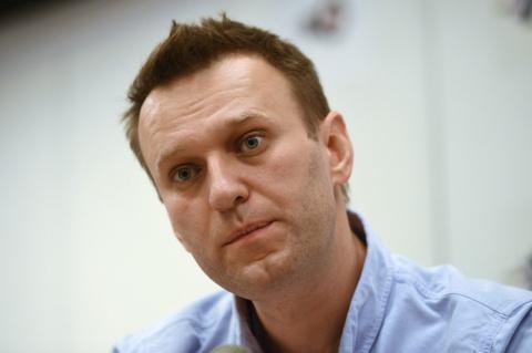 Навальный задержан за неповиновение полиции и нарушения при организации митинга