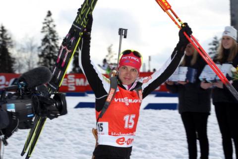 Бронзовый призер Игр в Сочи …