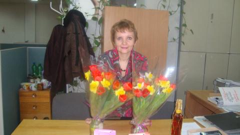 Людмила Молчанова