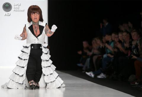 Мода для людей с особенностями: прорыв к безбарьерной среде
