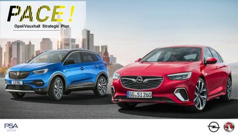 Планы Opel: электрическая Co…
