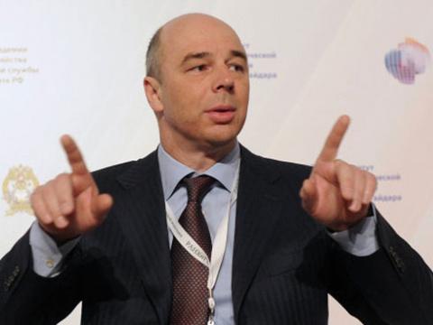 Министр финансов РФ считает …