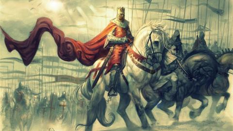 Королевская династия Плантаг…