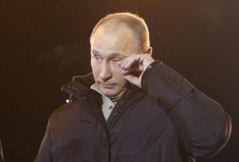 «Эти события стали шоком и разочарованием для Владимира Путина»