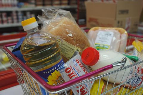Почему продукты дорожают, ес…