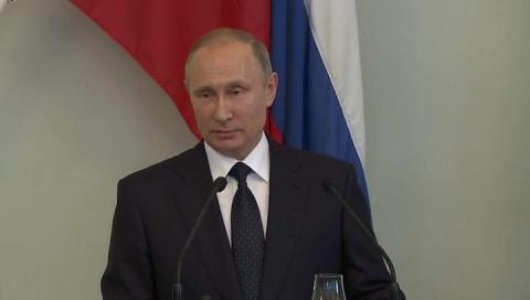 Путин успокоил финнов: военные на Балтике просто оттачивают мастерство
