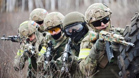 Российский спецназ  получит электроциклы-невидимки