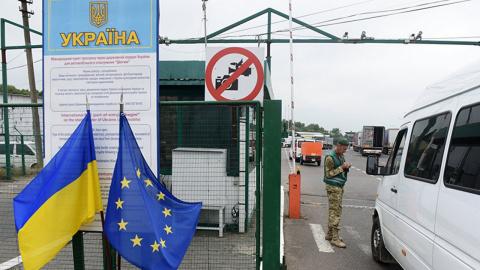 Пограничное стояние: новые таможенные правила на Украине не остановили поток контрабанды