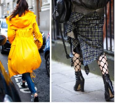 Мода и стиль — 10 главных трендов весны 2017 с улиц Парижа, Нью-Йорка, Лондона и Милана