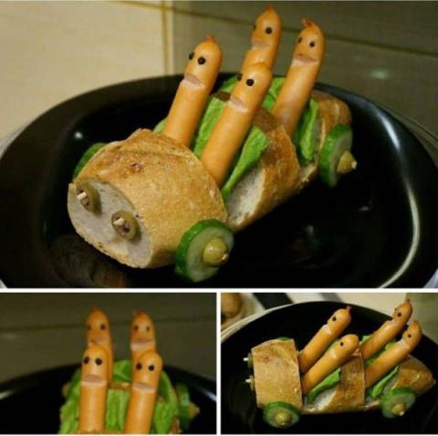 Жена попросила мужа приготовить ужин