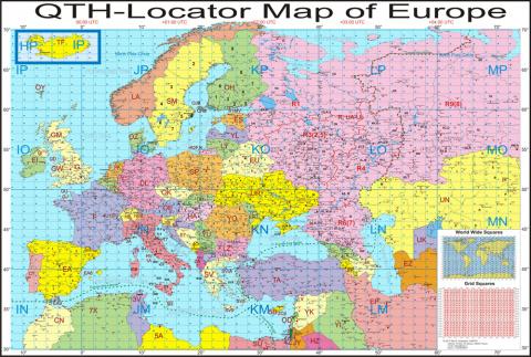Эта карта - свежайшая