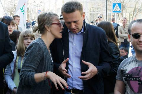 Почему Навальный обидел Собчак?