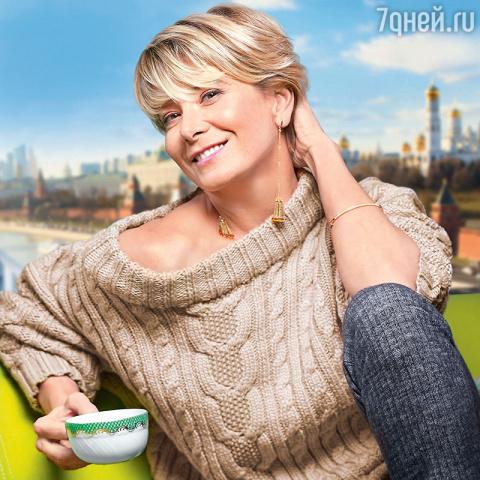 Юлия Высоцкая: «У нас с Конч…