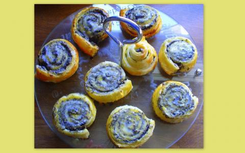 Раздел для сладкоежек .. Пирожные , маффины и другие ...10 рецептов .  Фото-рецепт. Olga Dell