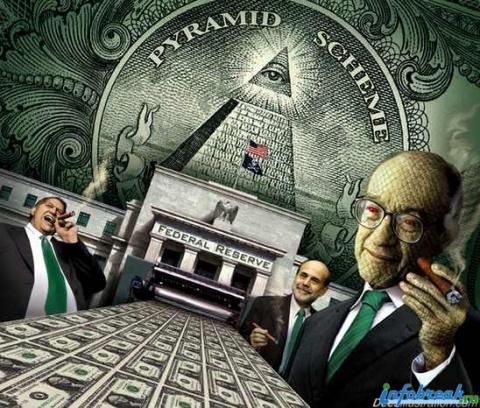 88% золотого запаса ФРС - эт…