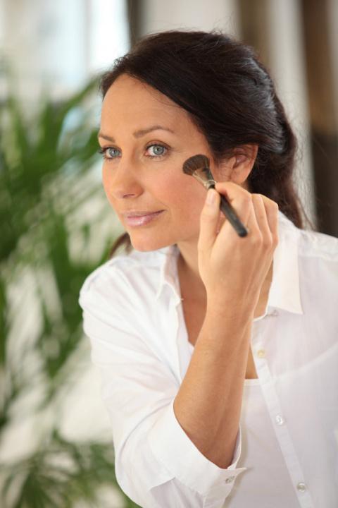 Дрейпинг: новая техника макияжа 2016