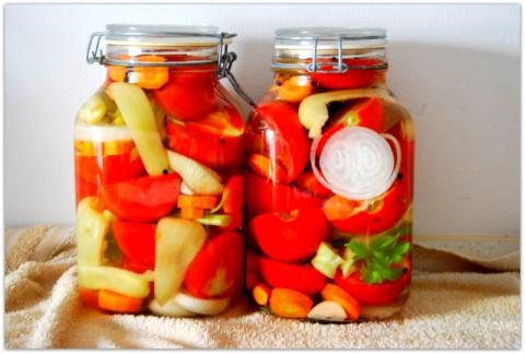 Маринованные помидоры - поло…