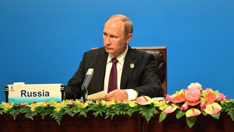 Путин объяснил размещение российской авиабазы в Киргизии