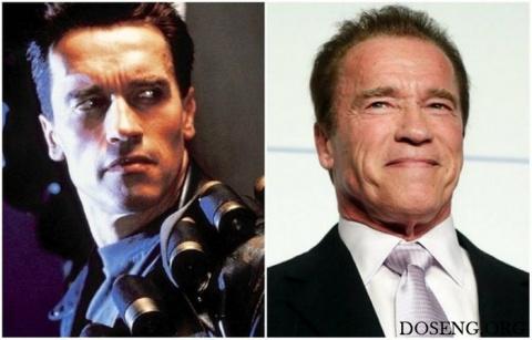 Любимые актеры тогда и сейчас