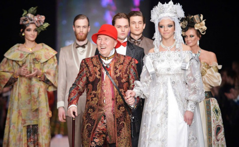 Мировая мода. Часть 1: Росси…
