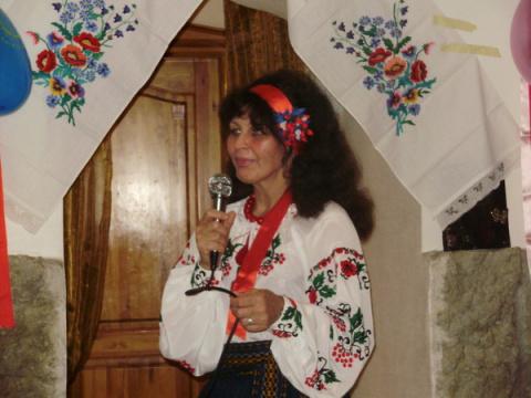 Тамара Семёнова