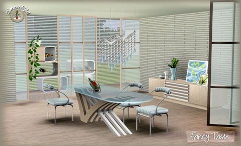 Мебель для столовой от Simcredible Designs