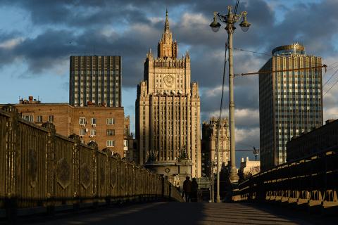 Москва созвала экстренное заседание СБ ООН после удара по сирийской армии