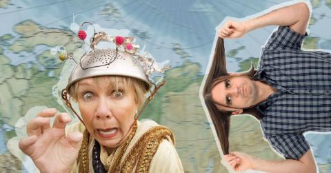 Безумие России: названы самые сумасшедшие регионы