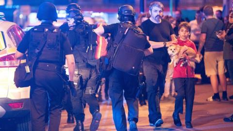 Теракт в Манчестере: почему …