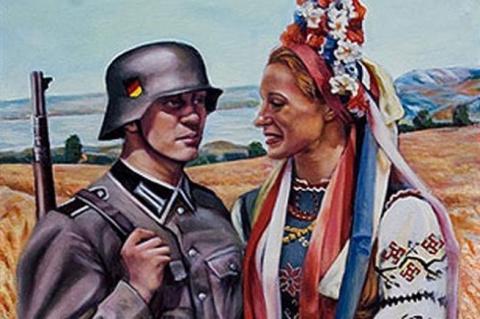 Невеселые картинки из Украины...