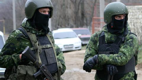 В Дагестане идет боестолкнов…