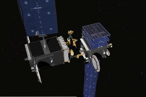 Спутники будущего: взгляд ге…