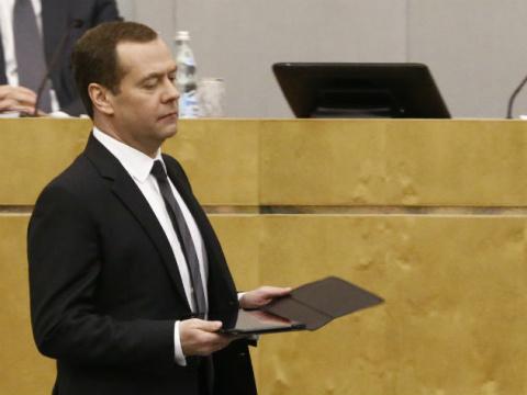 Якобы связанные с Медведевым фонды отчитались о расходах